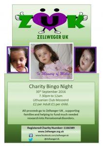 Charity Bingo Night